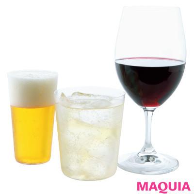 【本気で痩せたいあなたに】ルール 7:お酒は適量なら飲んでOK