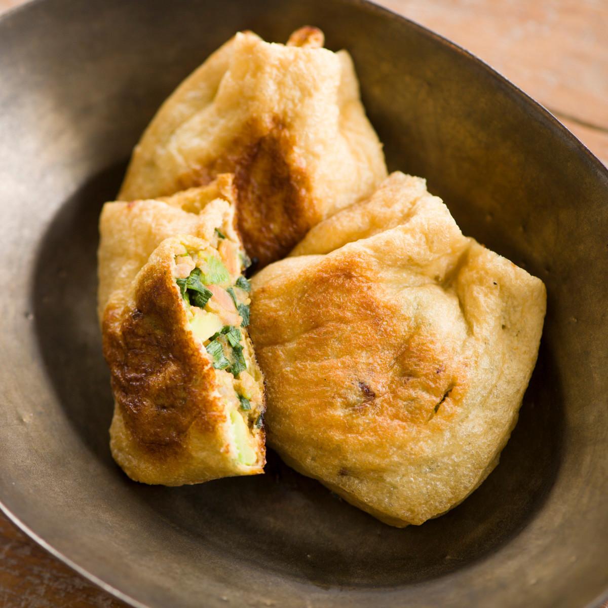 【ダイエットにもおすすめの食事やメニューは? Atsushi流レシピ】_納豆+アボカド「納豆アボカドきんちゃく」