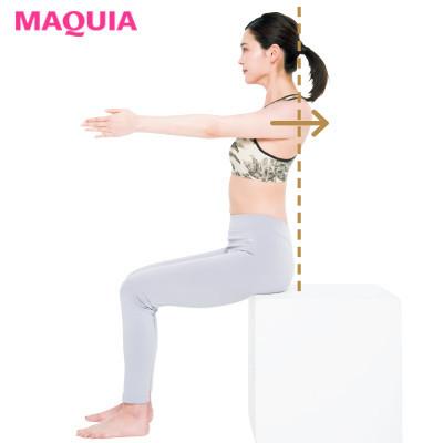 【女性向け・背中の筋肉をほぐす筋トレやストレッチ】肩甲骨ムーブ_3