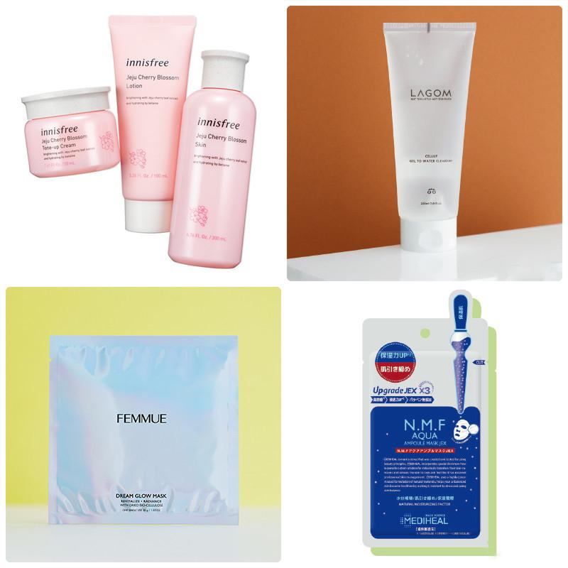 【韓国コスメまとめ】スキンケア編   化粧水、乳液、美容液、クリームなどおすすめのアイテム&ブランドは?