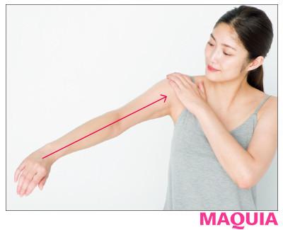 【肌のごわつき改善のカギは? 角質ケアなどおすすめのスキンケアまとめ】面積が広いボディにはサラサラオイルを_1
