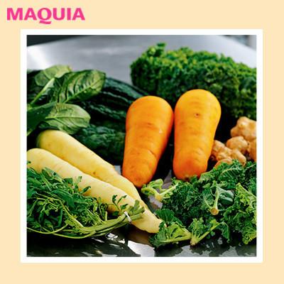 【インナービューティー | 食事やドリンク、サプリなどダイエットにもおすすめのインナーケアとその効果は?】_色の濃い野菜でエイジングケア