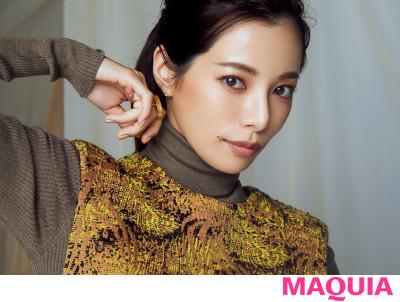 【2020年ムーン・リーの開運メイク】2020年輝くのは女優 桜井ユキさんのような意外性のある美女