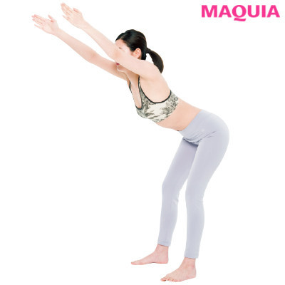 【女性向け・背中の筋肉をほぐす筋トレやストレッチ】広背筋のばし_1