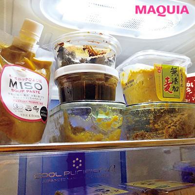 【本島彩帆里式ダイエット】味噌は5~6種類常備。腸活に欠かせない