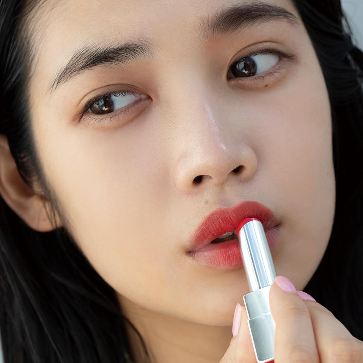 【2020年トレンド眉の書き方】「ピンクのフサフサ眉メイク」のやり方_6
