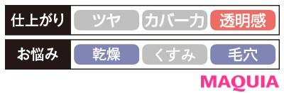 【パウダーファンデーション2020】ノエビア スペチアーレ グロウコンパクト_仕上がり・お悩み別