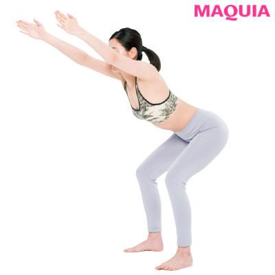 【女性向け・背中の筋肉をほぐす筋トレやストレッチ】広背筋のばし_2