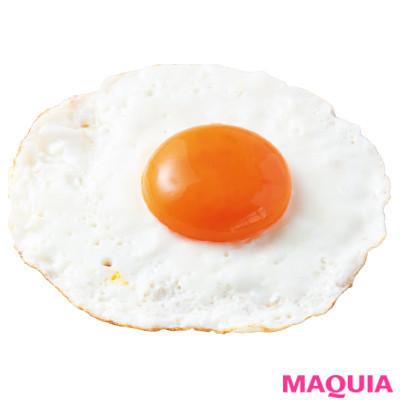 【インナービューティー | 食事やドリンク、サプリなどダイエットにもおすすめのインナーケアとその効果は?】_朝の目玉焼きでめまい知らず
