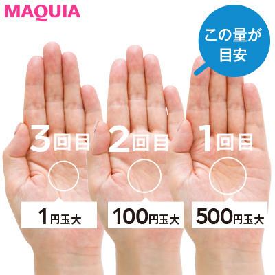 【正しいスキンケアの順番】3.化粧水4