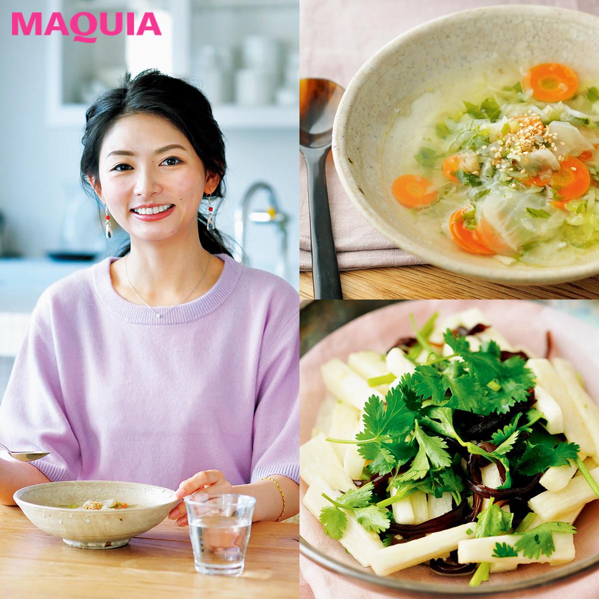 【インナービューティー | 食事やドリンク、サプリなどダイエットにもおすすめのインナーケアとその効果は?】_中医美容研究家 濱田文恵さん「肌状態をみて効果のある食材選びを」