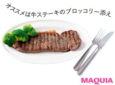 【インナービューティー | 食事やドリンク、サプリなどダイエットにもおすすめのインナーケアとその効果は?】_顔色が悪い人は鉄と一緒にビタミンCを