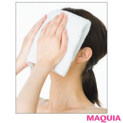 【顔の角質ケアにおすすめ】皮脂汚れ・老廃物を捨てる! ポツッと黒ずんだ毛穴はお風呂上がり直前の酵素洗顔で