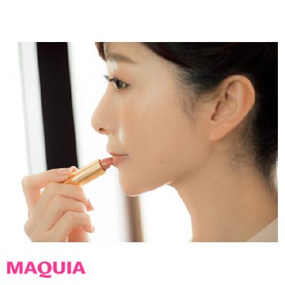 【美容家・石井美保さんの美肌の秘密】ヘア&メイクは定番スタイルをその日の顔色に合わせ微調整_3