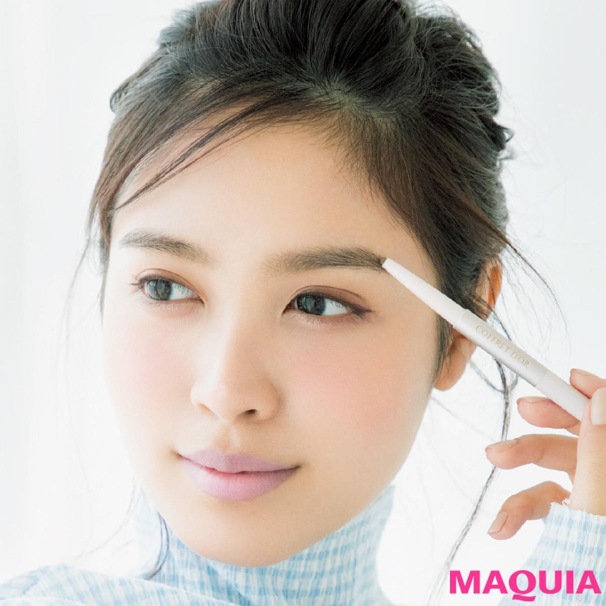 【トレンド眉メイク】眉のあるある悩みに中野明海さんがお答え! 眉メイクQ&A13