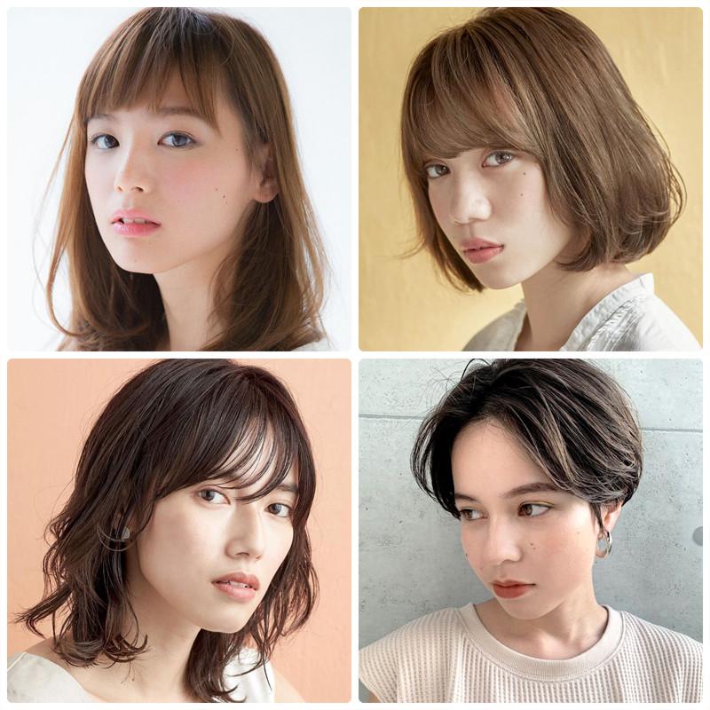 【2020年最新】春夏におすすめのヘアスタイル - ボブ、ロング、ミディアム、ショート別・人気の髪型は?