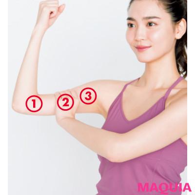 【たるみの原因と改善策】Q 二の腕のたるみ、どうする?2