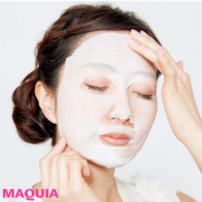 【美容家・石井美保さんの美肌の秘密】肌状態に合わせてミルクマスクや角質ケア をIN!_2