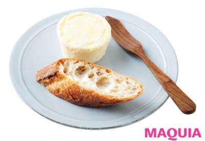 【本気で痩せたいあなたに】ルール 6:パンを食べるなら「パン少なめ、バター多め」で