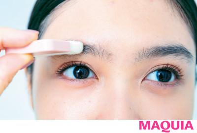 【2020年トレンド眉の書き方】眉メイクの基本①眉を描き始める前の下準備_1