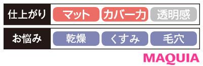 【パウダーファンデーション2020】セザンヌ ウルトラカバーUVパクト_仕上がり・お悩み別