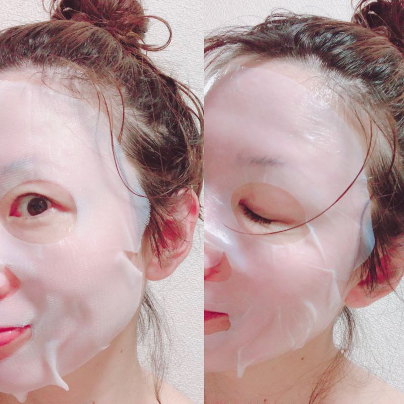 【シートマスク特集 | 比較レポも! 保湿などにおすすめのシートマスクまとめ】FEMMUE(ファミュ) ドリームグロウマスク PF_4