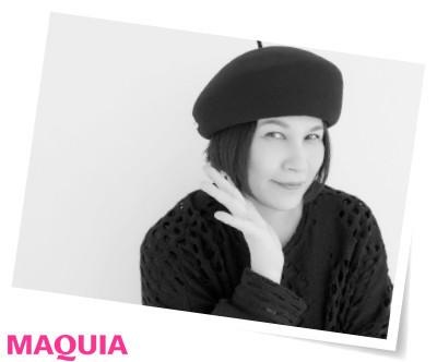 【2020年春のおすすめチーク|最新トレンドアイテムやとメイクのやり方】教えてくれたのは…ヘア&メイクアップアーティスト 千吉良恵子さん_