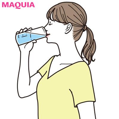 【インナービューティー | 食事やドリンク、サプリなどダイエットにもおすすめのインナーケアとその効果は?】_キレイに水が不可欠なのはナゼ?
