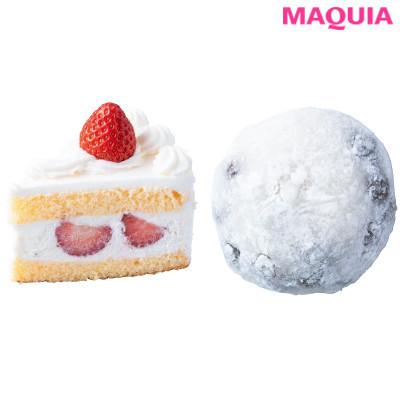 【インナービューティー | 食事やドリンク、サプリなどダイエットにもおすすめのインナーケアとその効果は?】_太りやすいのは……ショートケーキより大福