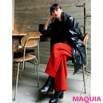 【2020年春のおすすめリップ】鈴木えみさんは、ベストな朱赤をシュウ ウエムラで発見!_3