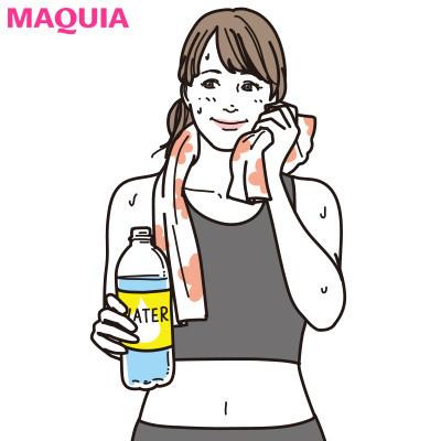 【インナービューティー | 食事やドリンク、サプリなどダイエットにもおすすめのインナーケアとその効果は?】_運動する時は水素やミネラル補給を忘れずに1