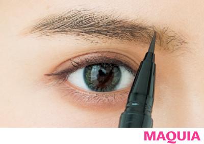 【トレンド眉メイク】誰にでも似合う「美人眉」の描き方8