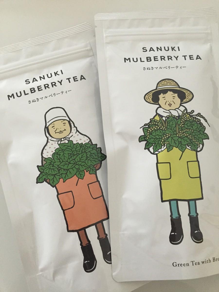 可愛いパッケージと身体に優しいお茶を見つけました!