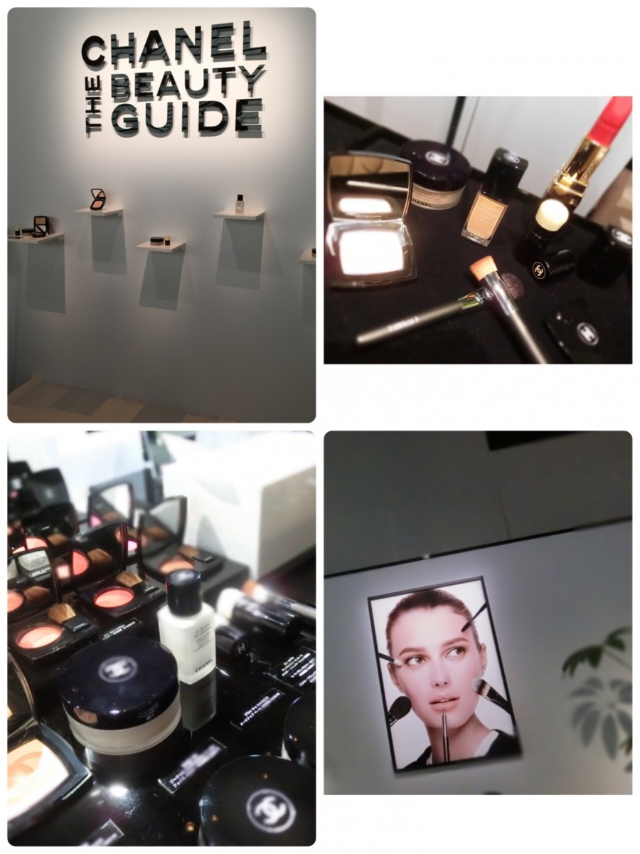 【CHANEL THE BEAUTY GUIDE】イベントレポ♡