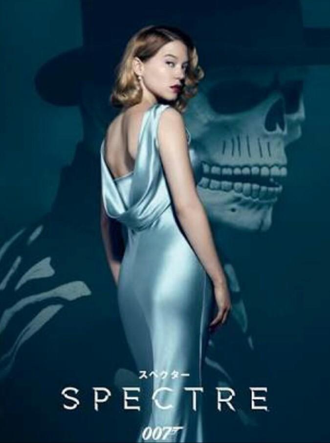 「007スペクター」のボンドガールの素敵な衣装にズキュン!