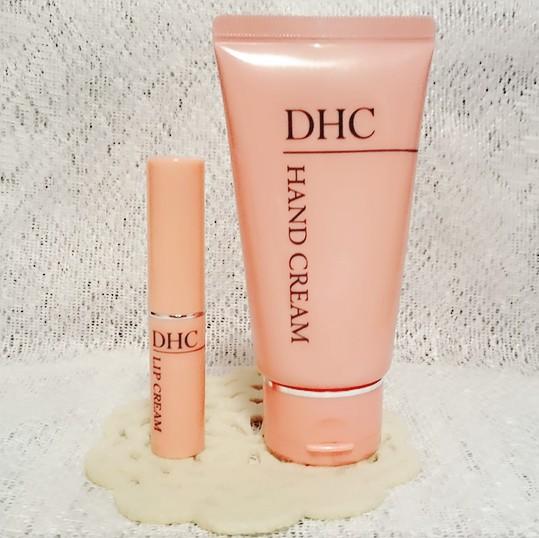 DHCの大人気 薬用リップクリームがハンドクリームに!