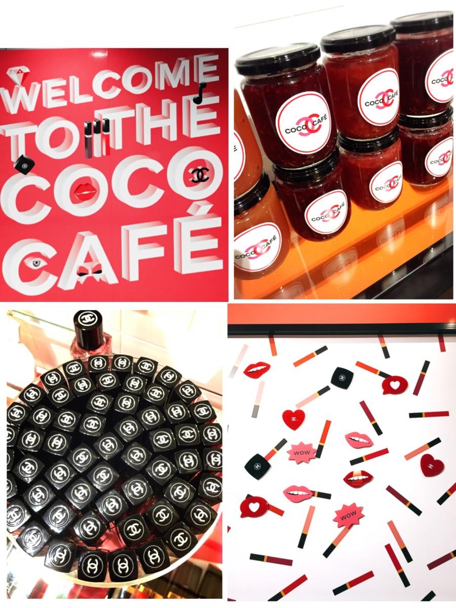【新作】全国発売前にGetできる♡CHANEL COCO CAFÉは3/12まで!
