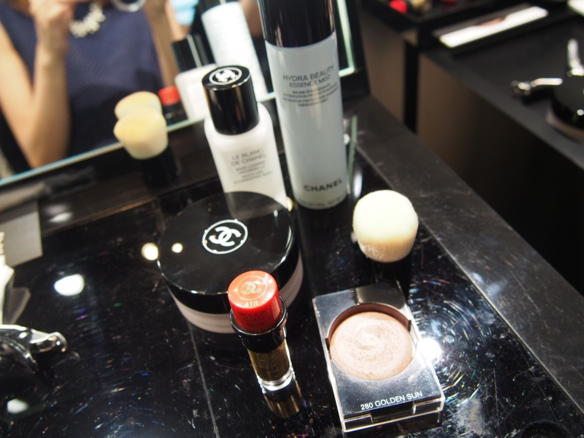 CHANEL THE BEAUTY GUIDEレポ②♡
