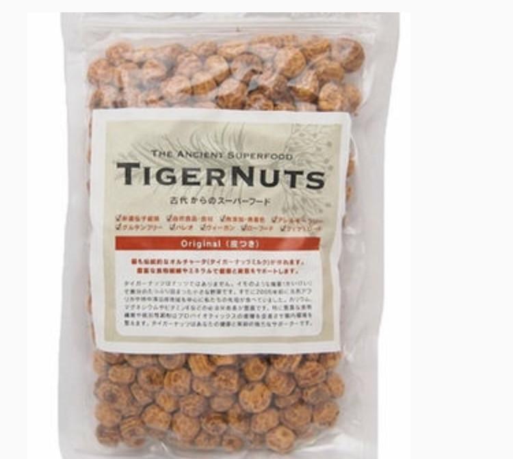 注目のスーパーフードで腸から美人に♡無敵フード・タイガーナッツ