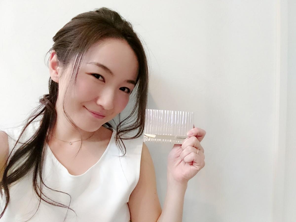 【春の新ファンデ特集vol.1】ピュアなふんわり肌になれる、エスプリーク ピュアスキンパクトUV♪