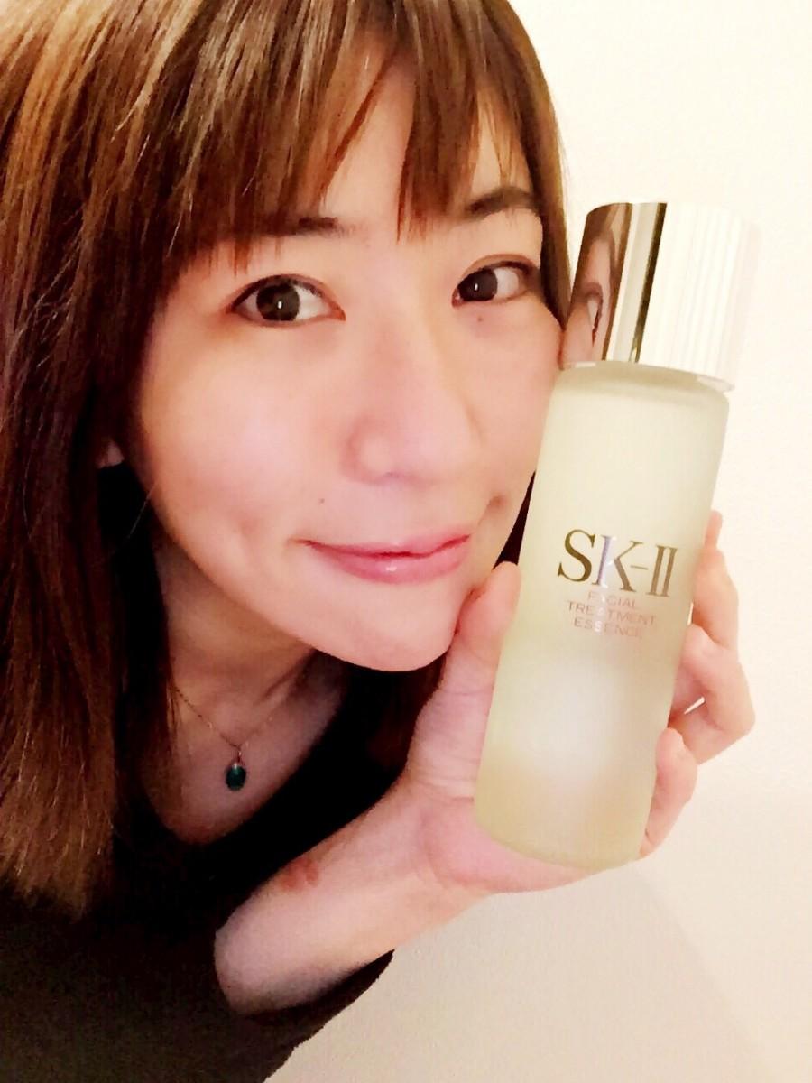 ついにSK-IIデビューしました☆20代で運命を、変えよう。