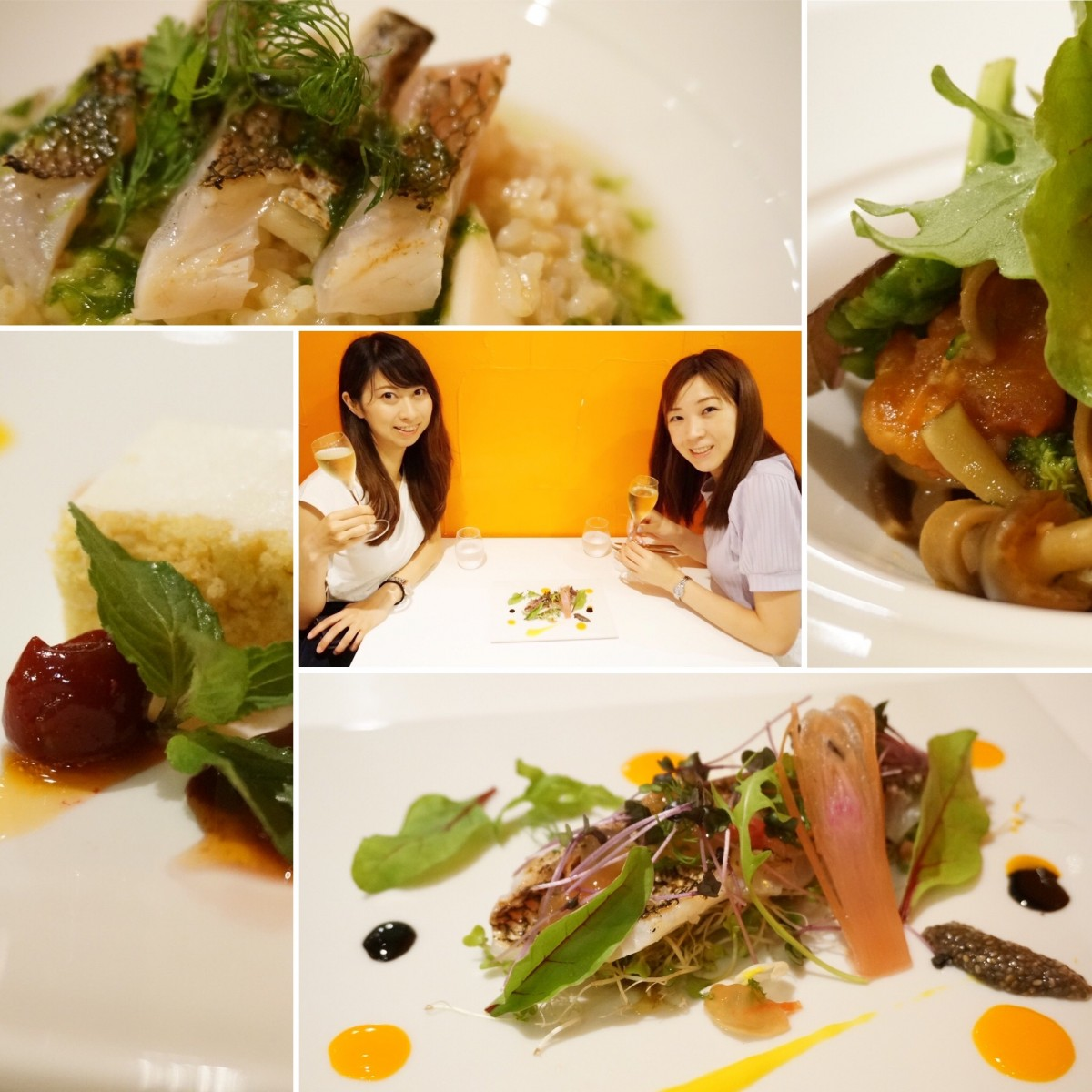 食事制限の理想型レストラン☆★エピキュールでオシャレDinner♡