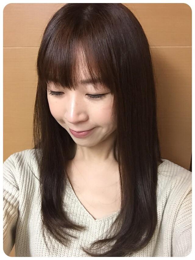 今年最後のヘアメンテナンス★