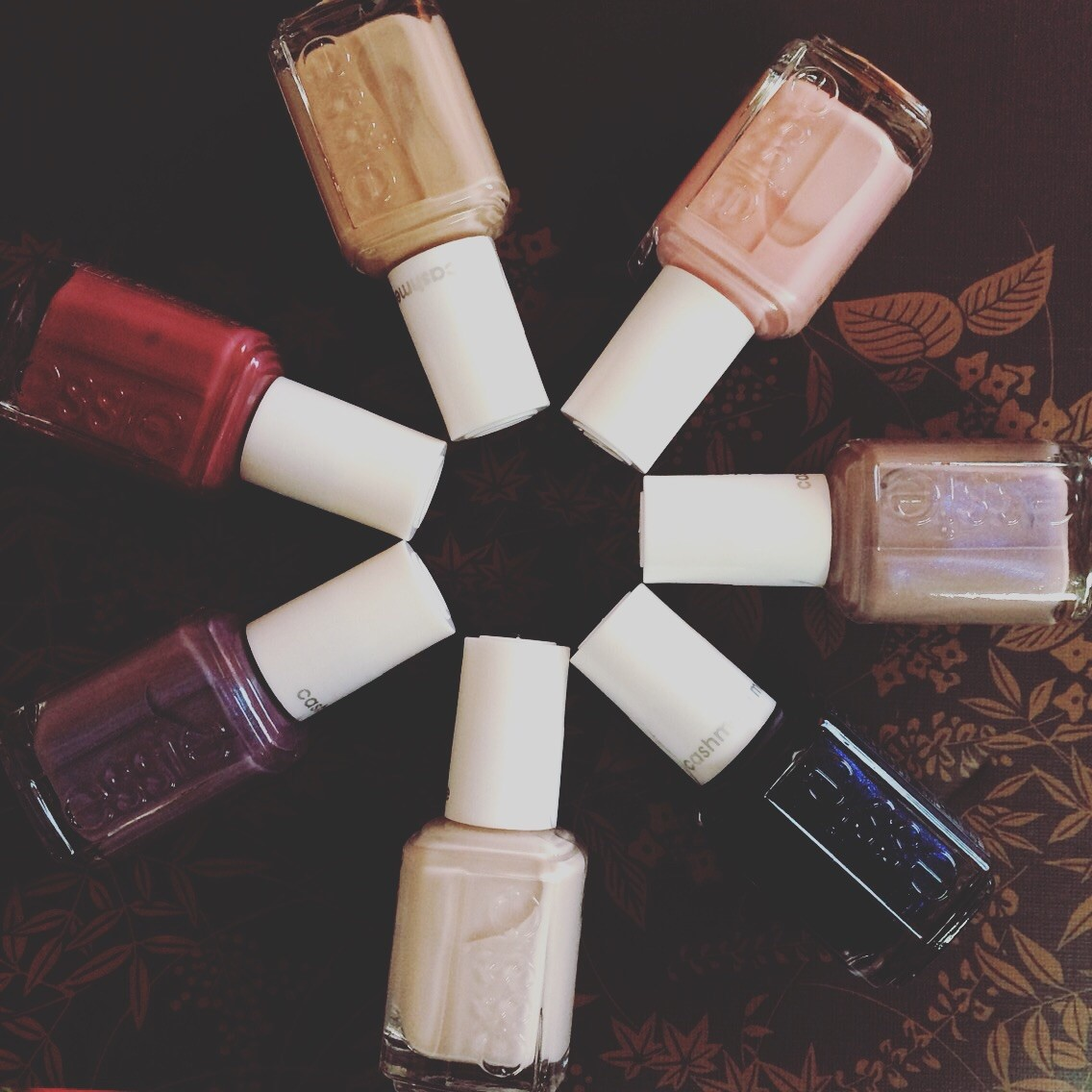 essie 2015 fall collection -cashmere-