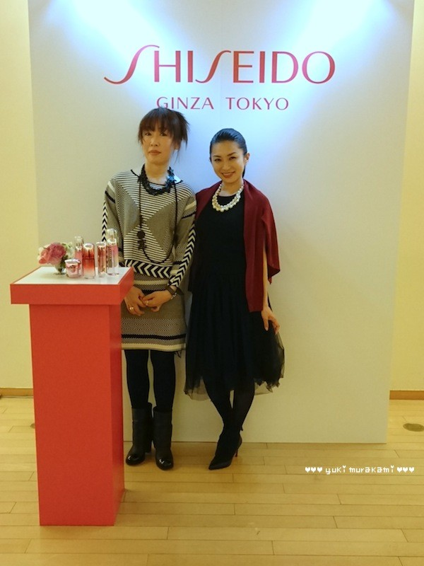 SHISEIDO re-BRANDING PARTY♡