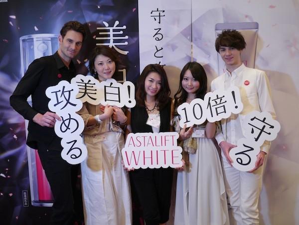ビューティセミナー♡ 私的No.1注目は「アスタリフト」の「攻め&守り」!