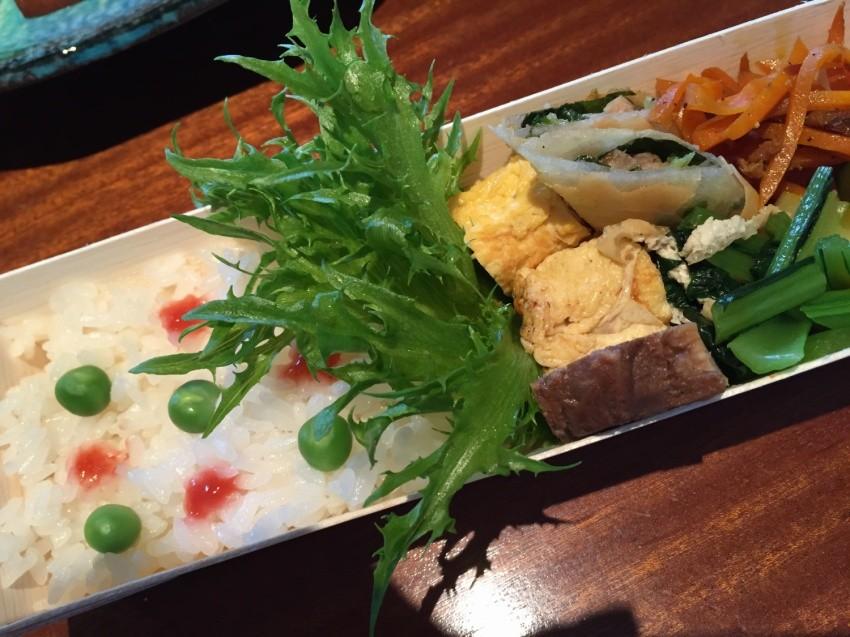 中本千尋さんのお料理教室 「季節を楽しむお弁当」
