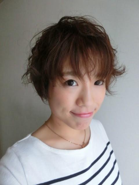 【自己紹介】ショートヘアブロガーかおりんです(^_^)
