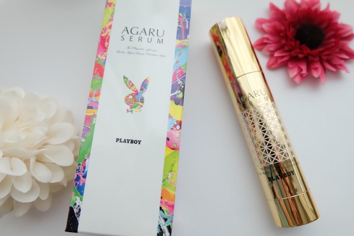 PLAY BOY AGARU SERUM