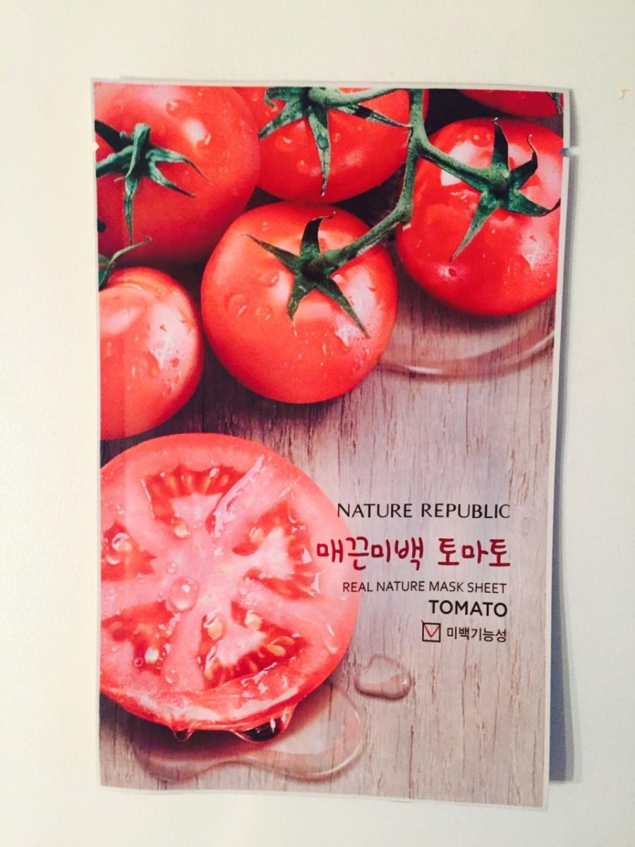 美白対策に♡NATURAL REPUBLICのトマトパワーを借りましょう!